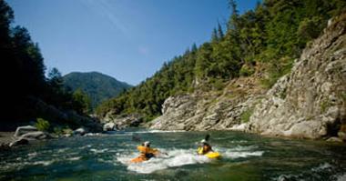 The Salmon & Klamath Rivers