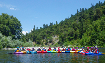 California Kayak School Schedule | Call 530-462-4772 | Otter